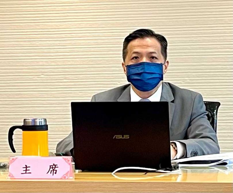 康和證券現任董事長鄭大宇。(圖/康和證券提供)
