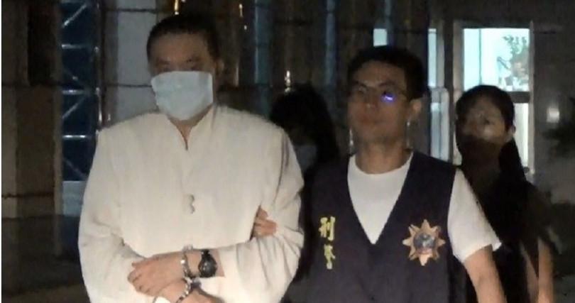 國際刑警組織對陳寶生發布紅色通緝令,刑事局則於日前將他逮捕。(圖/翻攝畫面)