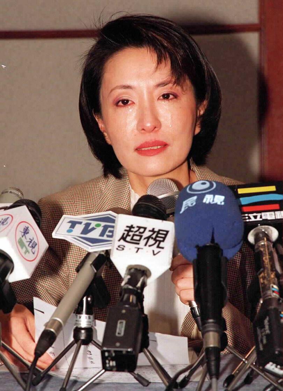 資深藝人沈時華為了女兒,1998年與林伯實對簿公堂。(圖/報系資料庫)