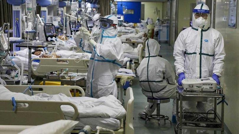 武漢醫師揭穿病患出院的內幕。(圖/Euro News)