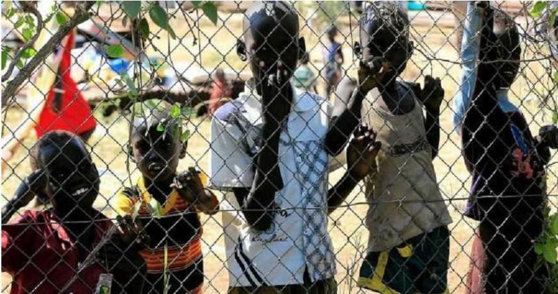 非洲蘇丹的私人宗教學校被爆有虐待問題,圖中人物並非新聞當事人。(圖/Reuters)