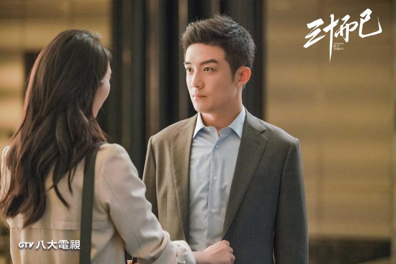 李澤鋒飾演童瑤的丈夫。(圖/八大)