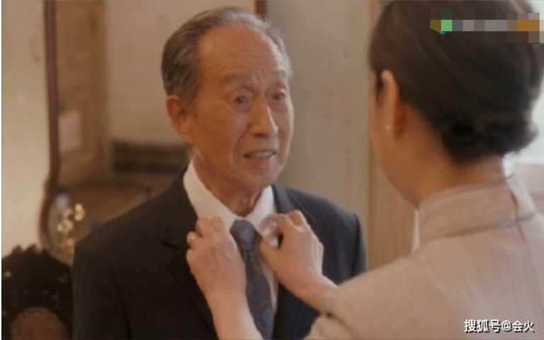 入圍第47屆金馬獎最佳男配角的大陸資深演員徐才根驚傳過世。(圖/翻攝自微博)