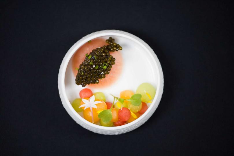 相較於台南,高雄擁有成熟度較高的西餐。(圖/翻攝自MAJESTY臉書)