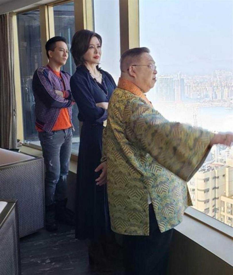 關之琳近期大方公開豪宅內部,更被專家認證是風水寶地。(圖/ 翻攝自東網)