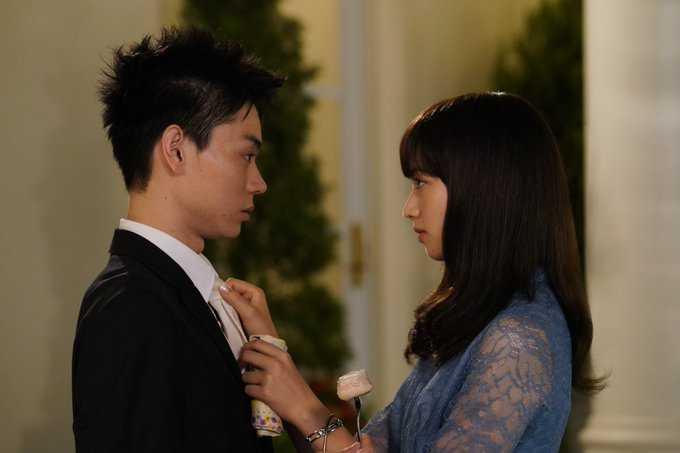 菅田將暉和小松菜奈默契十足,連導演都覺得他們心靈相通。(圖/車庫提供)
