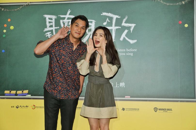 Ella與馬志翔合作《聽見歌再唱》培養出好交情。