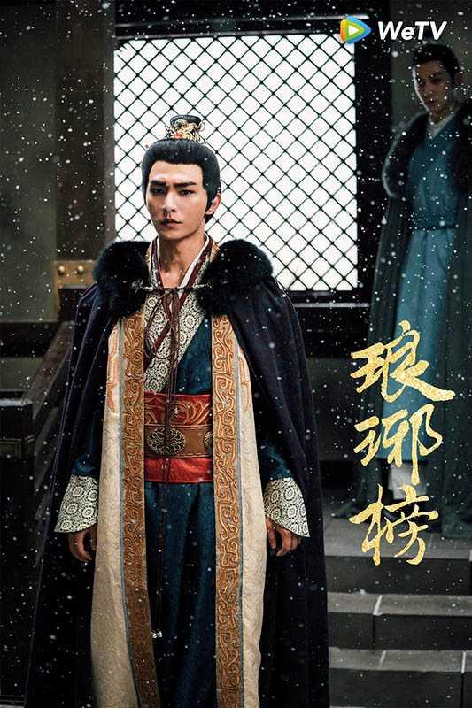 在真人秀中,炎亞綸重新演繹《琅琊榜》的靖王蕭景琰,這也是他首次演出古裝戲。(圖/晴空鳥提供)