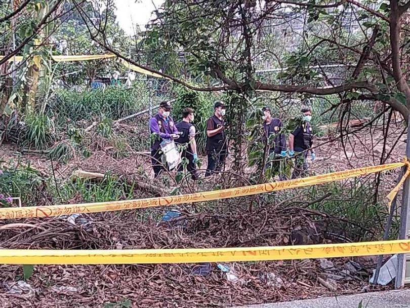 經檢警偵訊,兩人疑似與林女因債務糾紛引殺機,至於行兇手法,檢警目前還在釐清中。(圖/翻攝畫面)