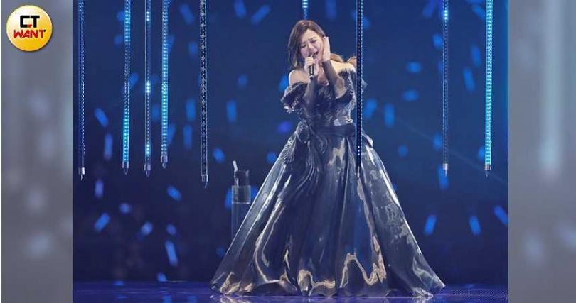梁靜茹「202020當我們談論愛情」世界巡迴演唱會,26日在台北小巨蛋登場。