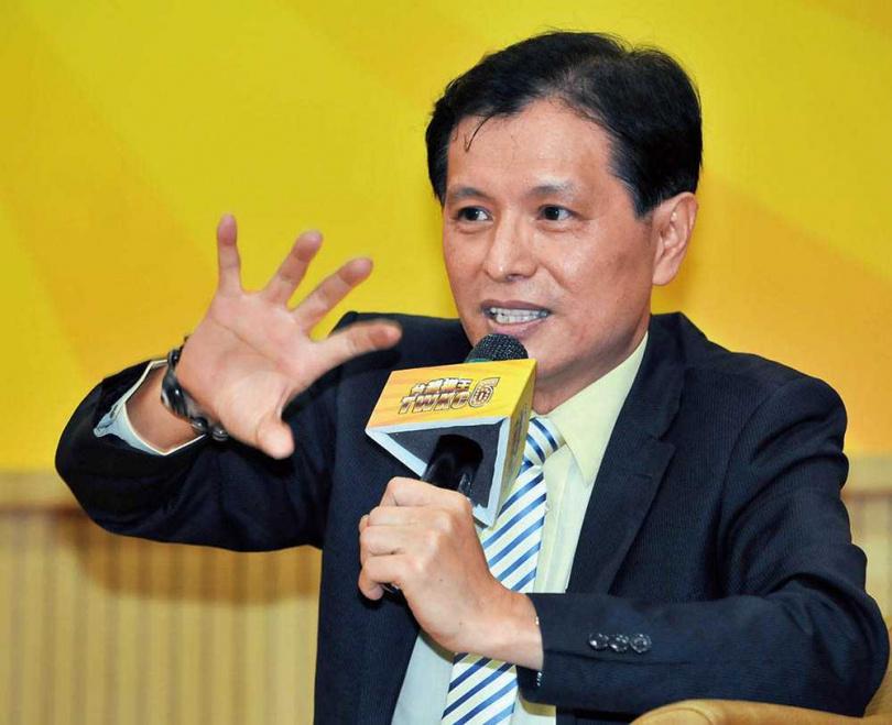 萬寶投顧投資總監蔡明彰表示,貨櫃航運的景氣至今年第四季前仍大好。(圖/報系資料庫)