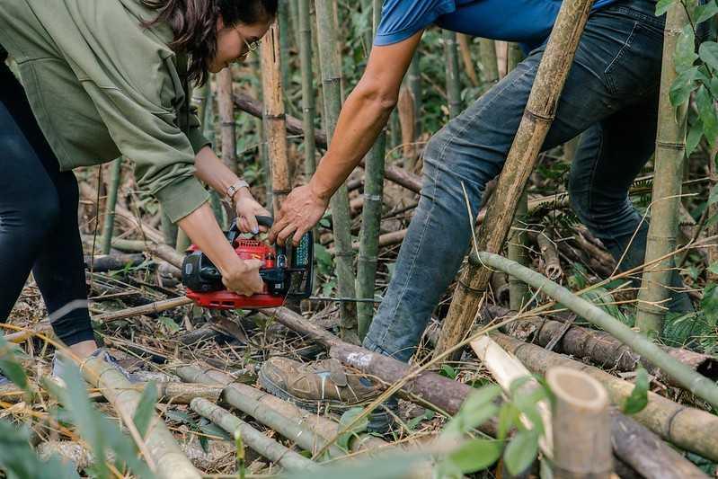 「Qengay na bamboo泰雅竹地野境・卡普部落二日體驗」,71折2,500元,原價3,500元。