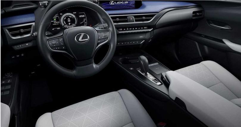 車內佈局並未有太大改變,但可能會配置異材質飾板增加識別度。(圖/Lexus提供)