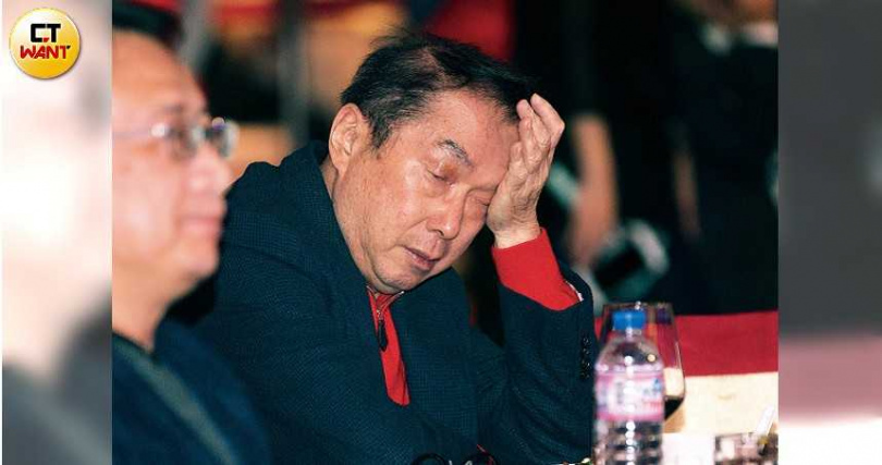 廣達集團董事長林百里近期因廣明遭惠普求償天價,打壞廣達未來產業布局,感到相當頭痛。(圖/黃威彬攝)
