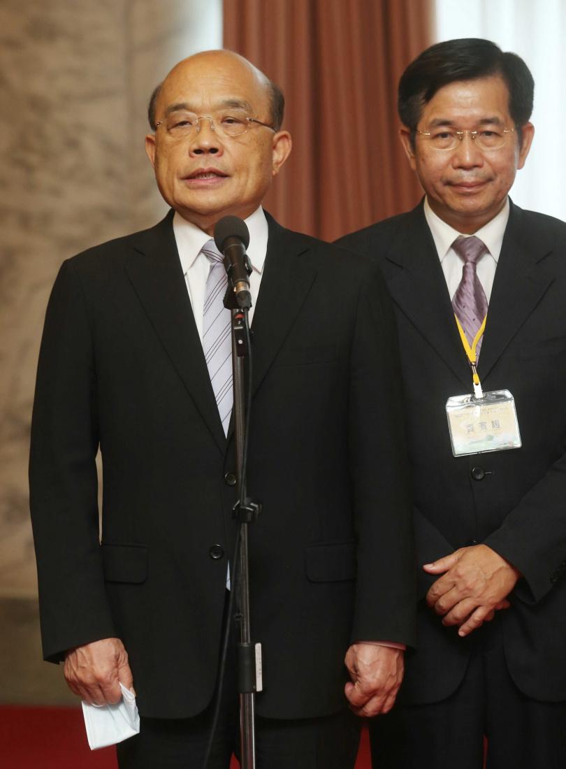 行政院證實,蘇貞昌同意繼續補助到10月底。(圖/報系資料照)
