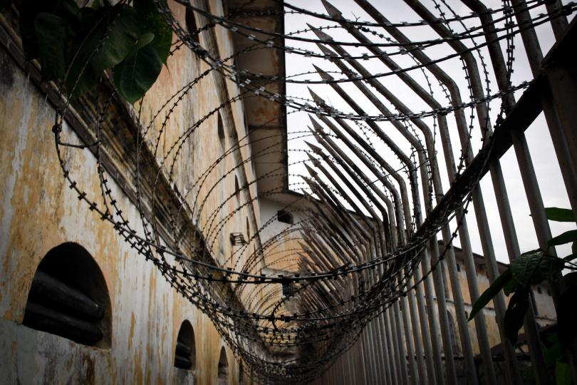 曾在半山芭監獄服務的監獄官說:「監獄內的確有鬼」!(圖/達志/美聯社)