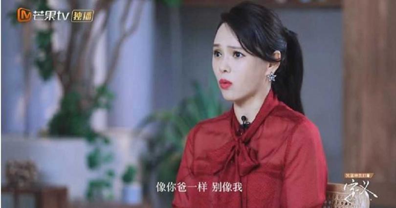 伊能靜和庾澄慶2009年離婚,近日專訪談起對兒子期許。(圖/芒果TV)