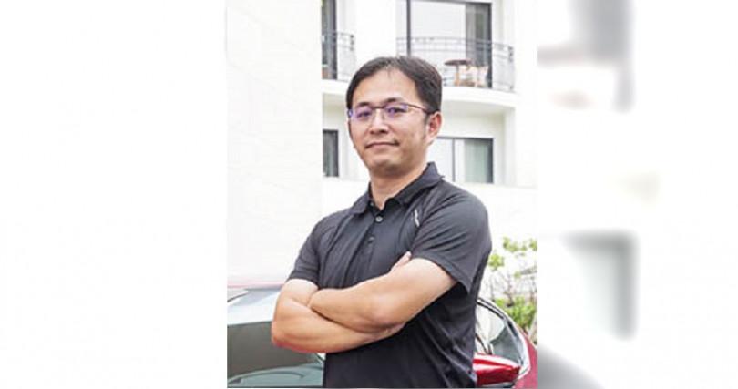 藍偉群/Channel-Auto汽車頻道總編輯(圖/藍偉群提供)