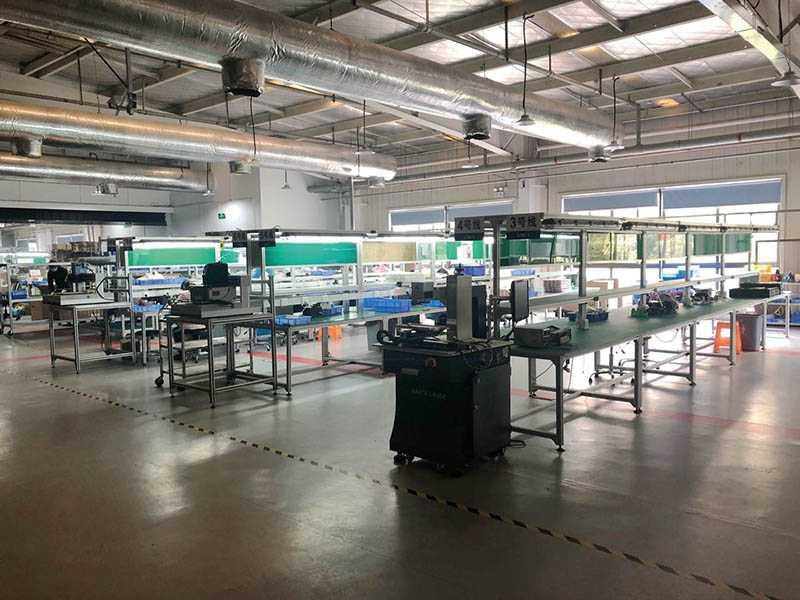 大陸深圳的工廠尚未完全恢復產線,原料或電池等零組件仍缺貨中。(圖/業者提供)