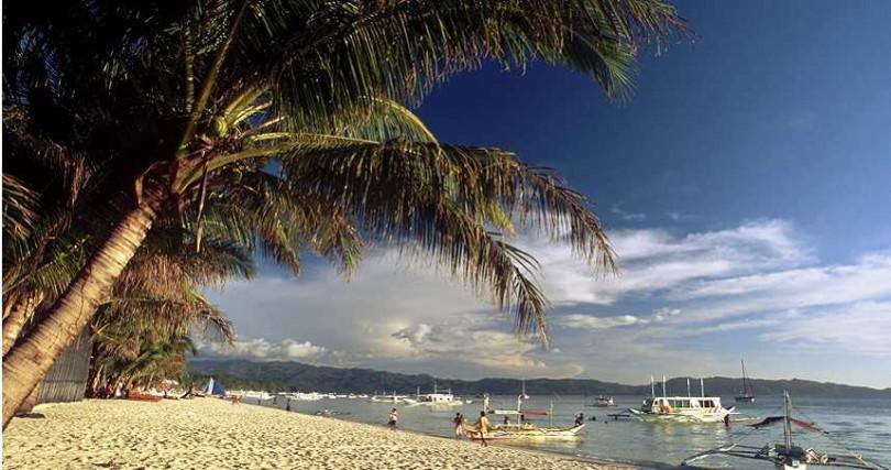 菲律賓呂宋島。(圖/美聯社)