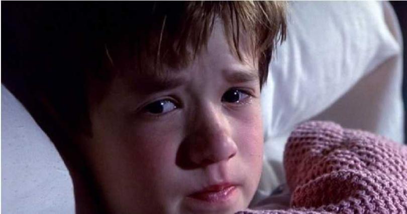 海利喬奧斯蒙在「靈異第六感」片酬與待遇天差地遠。(圖/cinemablography.org)