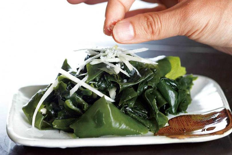 海帶、紫菜含有碘,建議採取清蒸、涼拌的烹調方式,更能保留其中的營養素。(圖/報系資料庫)