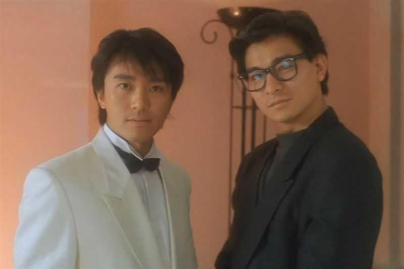 整蠱專家是周星馳(左)與劉德華(右)最後一部合作的電影。(圖/翻攝自整人專家劇照)