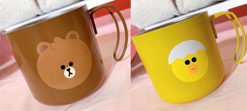 「大口喝隨身杯」5點+99元。是9/23~10/20的期間限定商品。(圖/吳雅鈴攝影)