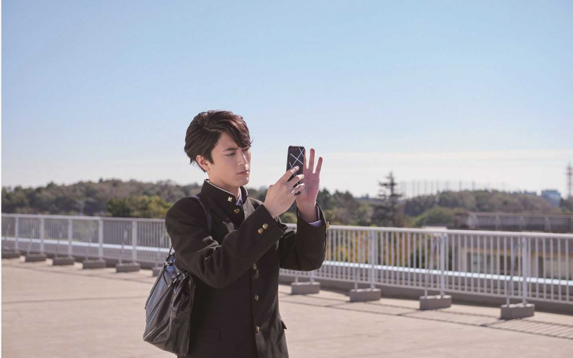 《半邊藍天》大膽採用「全自然光線」的拍攝手法。(圖/威視提供)