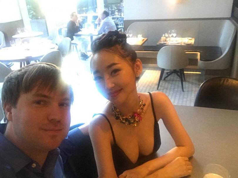 朴研美希望有朝一日能帶老公回到北韓,介紹給親朋好友認識。(圖/朴研美 FB)