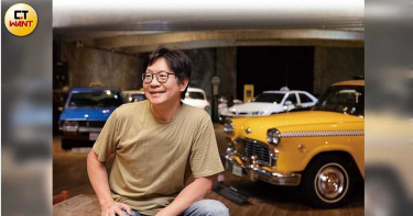 販賣歡樂計程車1/砸6000萬中年創業 全球唯一博物館落腳蘇澳小鎮