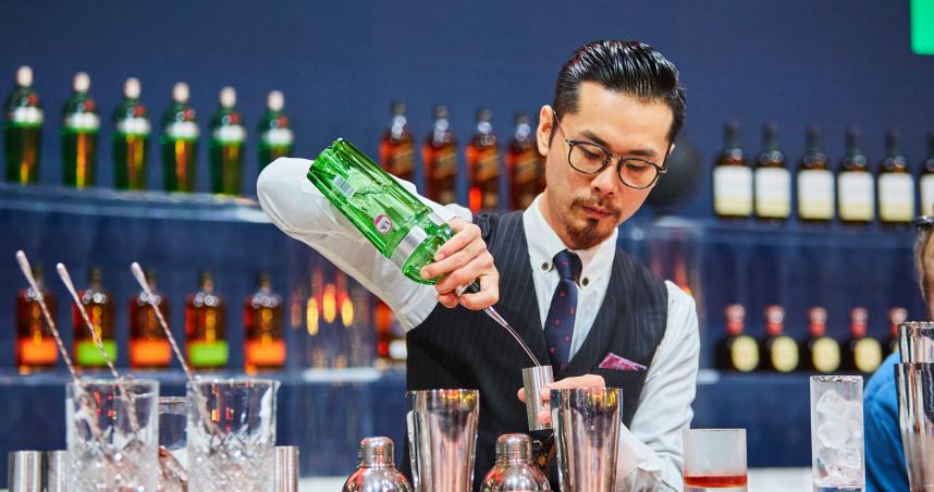 2019 World Class全球調酒季軍4/1客座板橋 得獎作品Petrichor當天喝得到