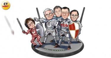 【台鋼搶友訊1】結盟4老將內幕 鋼鐵梟雄謝裕民打造網通國家隊