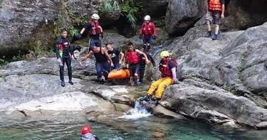 12人違法擅入花蓮「黃金峽谷」溯溪 釀1死2傷悲劇還得遭罰