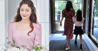 「南韓第一美女」金喜善認了「11歲女兒不像我」 親揭不生二胎殘酷真相