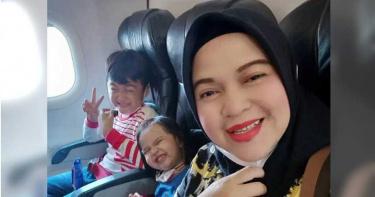 按下「死亡快門」!印尼父母攜兒女搭機遇劫…兄長疑惑:怎會搭上那班?