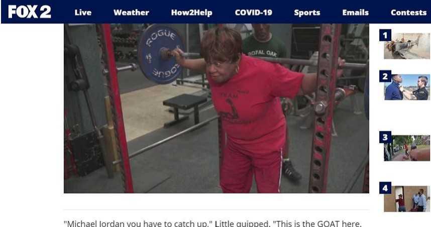 破19項健力世界紀錄 78歲嬤:不要讓別人影響自己