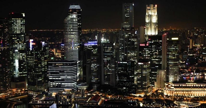 彭博評論新加坡「全球最安全的地方」 世界富豪紛紛前往躲避疫情