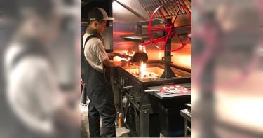 最火餐廳來囉!江振誠徒弟開無菜單直火料理餐廳 「燒出極致創意」