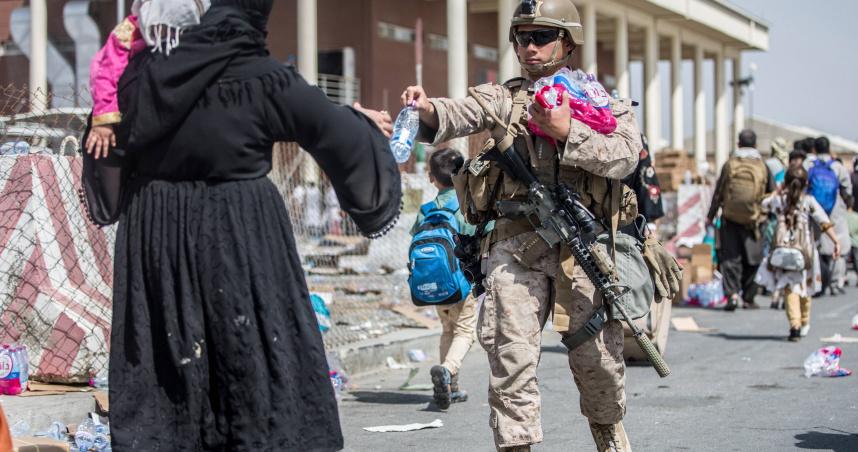 9月恐爆發斷糧危機 阿富汗面臨3重威脅難以救援
