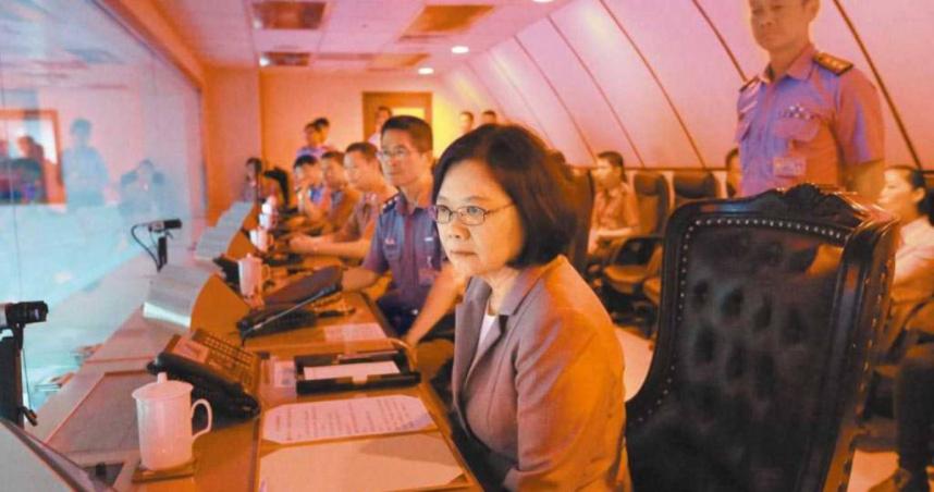 漢光演習3日前「衡山指揮所」火警 最高作戰中心「失能內幕」曝光