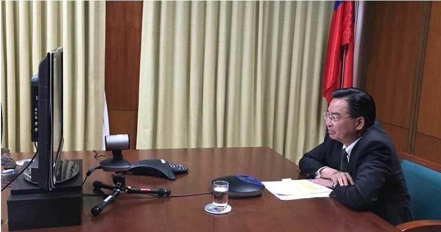 與兩黨保持良好關係 吳釗燮:台灣不會選邊站