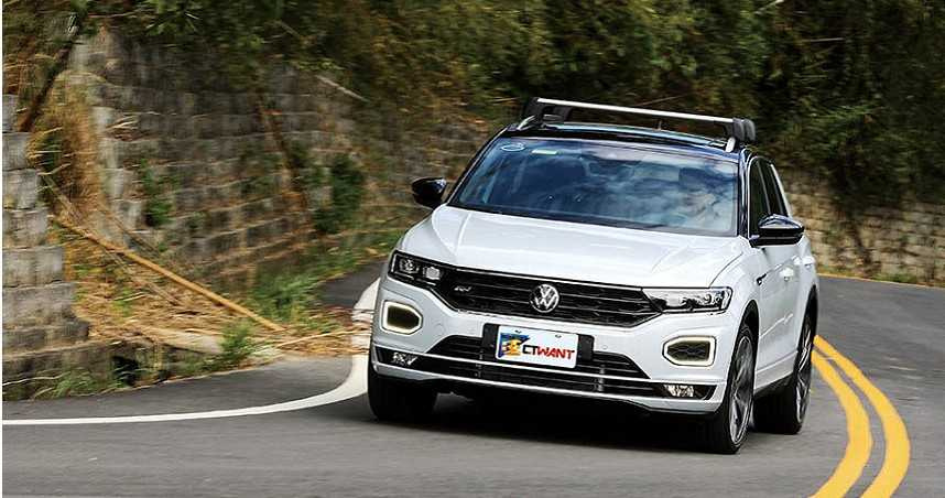 飆上路/Volkswagen T-ROC 330 TSI R-Line Performance 潮味新跑旅