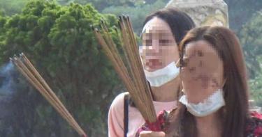 獨家/小刀女伴身分曝光 酒店名花周旋2男