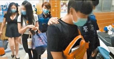 高雄七賢路淫窟大樓6年查獲167名應召女 警方函請斷水電