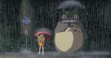 《龍貓》還傘戲份遭刪除 宮崎駿透露有原因