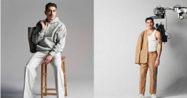 打造完美春日男友裝扮:H&M聯名英超球星Héctor Bellerín 推出永續環保男裝系列