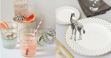 加入動物嘉年華派對!共享幸福歡樂的用餐時光
