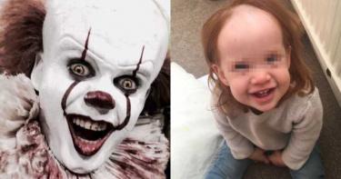 模仿老爸抹髮膠!女娃慘變「禿頭小丑」…媽崩潰狂哭1小時