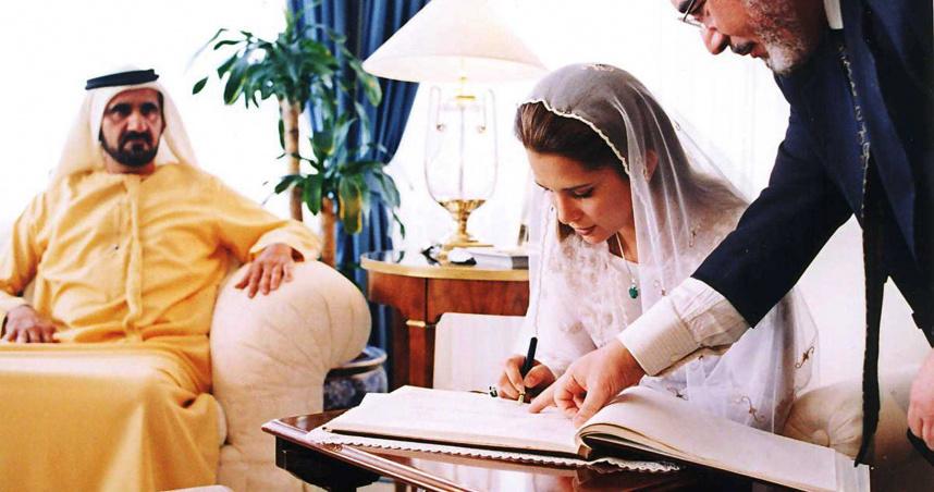 約旦公主逃亡英國!爆偷吃小9歲保鏢2年 「豪砸1.8億封口」杜拜酋長慘被綠